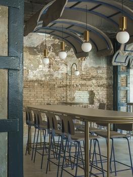 Imagen de Hoteles y Restaurantes y Reforma