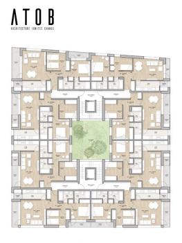 Imagen de Hoteles y Restaurantes y Edificios de vivienda plurifamiliar