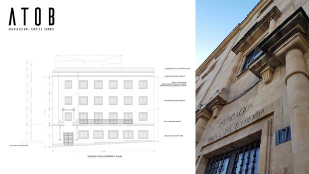 Imagen de Bien de interés cultural / Edificio protegido y Arquitectura de exteriores