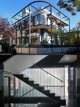 Imagen de Bien de interés cultural / Edificio protegido y Obra nueva