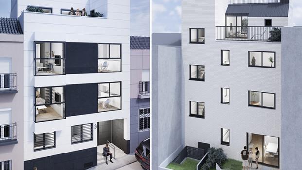 Imagen de Edificios de vivienda plurifamiliar