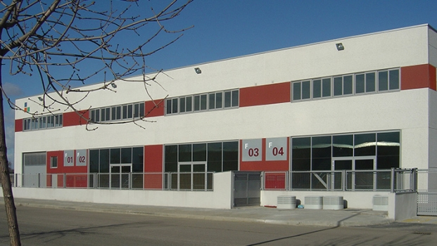 Imagen de Edificios profesionales y Edificios industriales